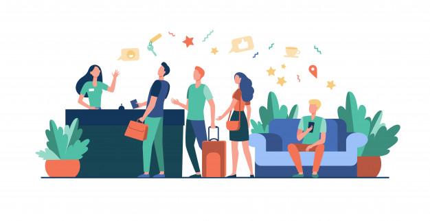 Portales de empleo y consultoras de RR.HH.  en el sector turístico.